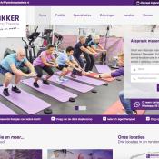 voorpagina website www.fysiotherapiestiens.nl