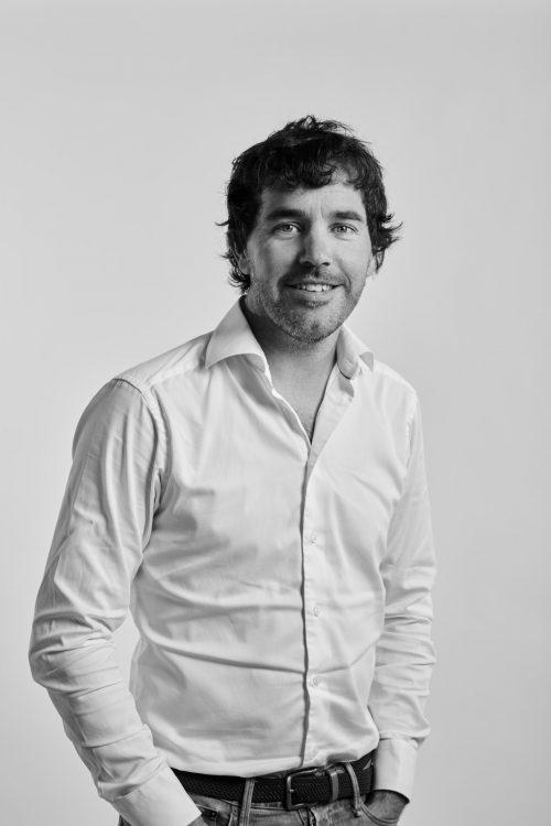 Portret van een medewerker bij TRES