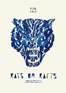 Rats on Raft - poster gemaakt door Stefan Sloot